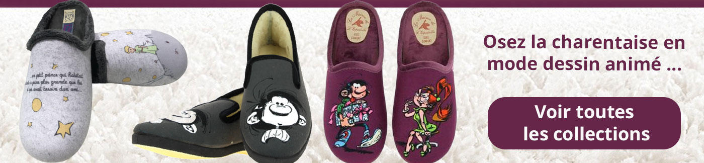 Chausson ou pantoufle pour le confort de vos pieds